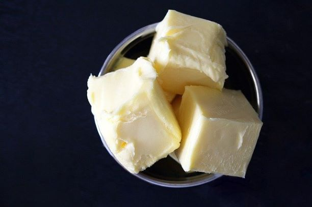 butter in cup