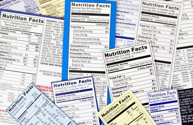 nutrition-labels-clustered-together