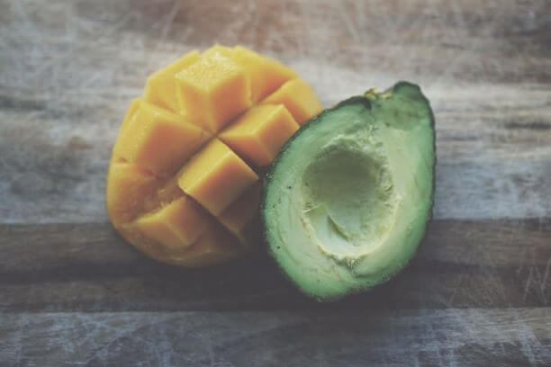 close-up-of-avocado-and-mango