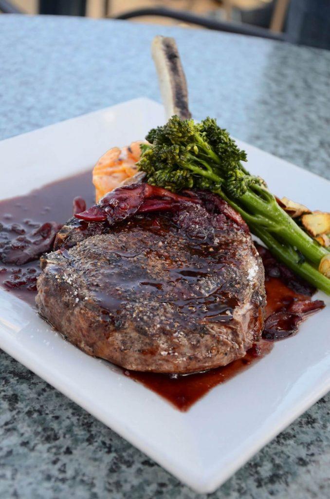 t-bone-steak-on-plate